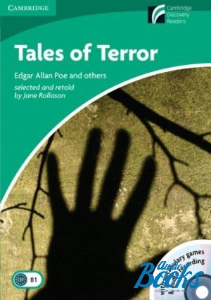 "Book + 2 cd ""CDR 3 Tales Terror Book with CD-ROM and Audio CD Pack"" - Poe Edgar Allan"