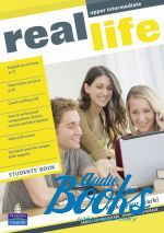 "книга ""Real Life Upper-Intermediate: Student's Book (учебник / підручник)"" - Peter Moor"