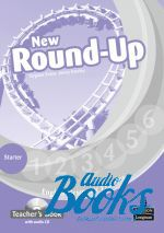 Virginia Evans - Round-Up Starter New Edition: Teacher's Book with Audio CD (книга для учителя) (книга + диск)
