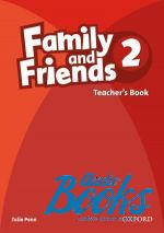 "книга ""Family and Friends 2 Teachers Book (книга для учителя)"" - Naomi Simmons"