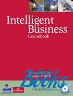 Nikolas Barral - Intelligent Business Pre-Intermediate Coursebook with CD-ROM (учебник / підручник) (книга + диск)
