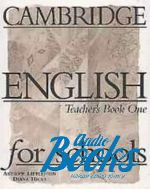 "книга ""Cambridge English For Schools 1 Teachers Book"" - Diana Hicks"