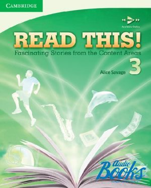 "книга ""Read This! 3 Students Book with Free Mp3 Online"" - Savage Alice"