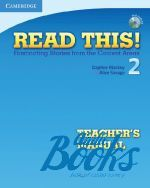 "книга + диск ""Read This! 2 Teachers Manual + CD"" - Daphne Mackey"
