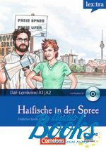 "книга + диск ""DaF-Krimis: Haifische in der Spree A1/A2"" - Дитрих Роланд"