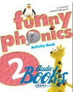 "книга + 2 диска ""Funny Phonics 2 Work Book"" - Аа. Вв."