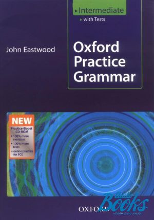 "Book + cd ""Oxford Practice Grammar New Intermediate with key and CD (учебник / підручник)"" - John Eastwood"