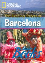 "книга + диск ""Barcelona street life with Multi-ROM Level 2600 C1 (British english)"" - Waring Rob"