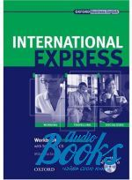 "книга + диск ""International Express Intermediate Interactive Edition Workbook Pack (тетрадь / зошит)"" - Rachel Appleby"