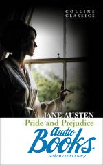"книга ""Pride and Prejudice"" - Jane Austen"