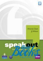 Стив Оукс - Speakout Pre-Intermediate Workbook NO KEY with Audio CD (тетрадь / зошит) (книга + диск)