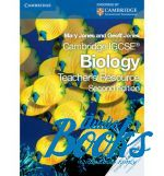 Mary Jones - Cambridge IGCSE Biology Teacher's Resource CD-ROM (книга)