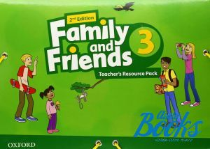 "книга ""Family and Friends 3, Second Edition: Teacher´s Resource Pack"" - Naomi Simmons, Tamzin Thompson, Jenny Quintana"