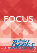 Patricia Reilly - Книга учителя к учебнику Focus 5 Teacher's Book with DVD-ROM (книга + диск)