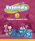 Саграрио Салаберри - Книга учителя к учебнику Islands 3 Teacher's Pack (книга + диск)