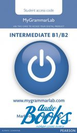Diane Hall - Учебник MyGrammarLab Intermediate No Key MyLab Only Access Card (MyGrammarLab Global) для работы в классе и дома (книга)