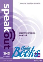 Louis Harrison - Рабочая тетрадь к учебнику Speak Out Upper-Intermediate Workbook with key, Second Edition (книга)