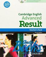 Карен Лудлоу - Cambridge English Advanced Result Teacher's Book with DVD-ROM (книга + диск)