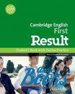 "книга ""Cambridge English First Result Student"