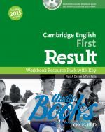 Tim Falla - Cambridge English First Result Workbook with Key with CD-ROM (книга + диск)