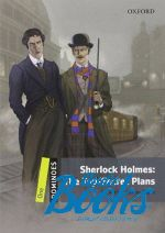 Артур Конан Дойл - Dominoes: One: Sherlock Holmes: The Top-Secret Plans multiROM Pack (книга + диск)