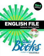 Джейн Хадсон - English File Advanced Student's Book with iTutor DVD, Third Edition (книга + диск)