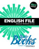Джейн Хадсон - English File Advanced Workbook with Key, Third Edition (книга)