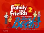 Naomi Simmons - Family and Friends 2 Teacher's Resource Pack, Second Edition (книга + диск)