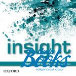 Katherine Stannett - Insight Upper-Intermediate Class Audio CD (диск)