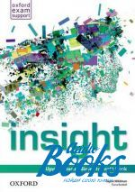 Tim Vicary - Insight Upper-Intermediate Student's Book (диск)