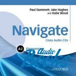 Kate Wood - Navigate Elementary A2 Class Audio CD (диск)