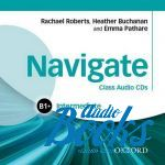 Emma Pathare - Navigate Intermediate B1+ Class Audio CD (диск)