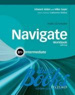Catherine Walter - Navigate Intermediate B1+ Workbook with Key and Audio CD (книга + диск)