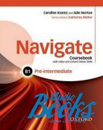 Navigate Pre-Intermediate B1 Coursebook with DVD-ROM and OOSP (книга + диск)
