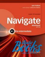 Catherine Walter - Navigate Pre-Intermediate B1 Workbook with Key and Audio CD (книга + диск)
