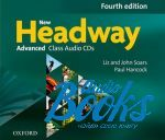 Paul Hancock - New Headway Advanced Class Audio CD, Fourth Edition (диск)