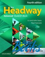 Paul Hancock - New Headway Advanced Student's Book with iTutor DVD, Fourth Edition (книга + диск)