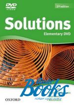 Paul A. Davies - Solutions Elementary DVD, Second Edition (диск)