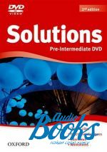 Paul A. Davies - Solutions Pre-Intermediate DVD, Second Edition (диск)