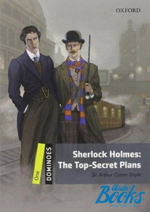 "Book + cd ""Dominoes: One: Sherlock Holmes: The Top-Secret Plans multiROM Pack"" - Артур Конан Дойл"