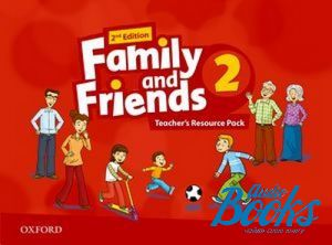 "книга + диск ""Family and Friends 2 Teacher´s Resource Pack, Second Edition"" - Naomi Simmons, Tamzin Thompson, Jenny Quintana"