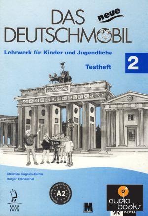 Das neue deutschmobil 2 testheft a2 курс німецької