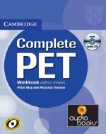 Peter May - Complete PET Workbook without answers with Audio CD (книга + диск)