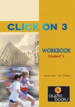 Virginia Evans - Click On 3 Pre-Intermediate level Workbook (книга)