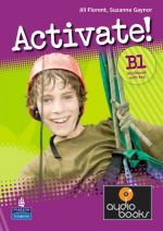 "����� + ���� ""Activate! B1: Workbook with key and iTest Multi-ROM"" - Jill Florent"