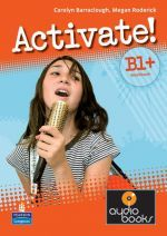 "����� + ���� ""Activate! B1 plus: Workbook without key plus iTest Multi-ROM"" - Carolyn Barraclough"