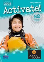 "����� + ���� ""Activate! B2, Workbook with key and iTest Multi-ROM"" - Mary Stephens"