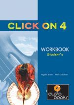 Virginia Evans - Click On 4 Intermediate level Workbook (книга)