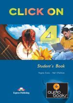 Virginia Evans - Click On 4 Intermediate level Students Book (книга)