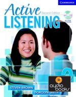 "����� + ���� ""Active Listening 2 Students Book with Self-study Audio CD"" - Steven Brown"